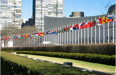 World Goodwill at the UN