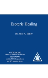 NEW: Esoteric Healing Audiobook (MP3 CD) - Image