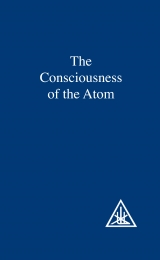 The Consciousness of the Atom (paperback) - Image