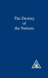 The Destiny of the Nations (paperback) - Image