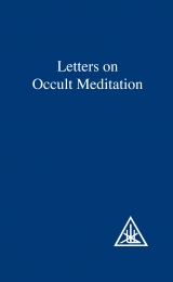 Letters on Occult Meditation (paperback) - Image