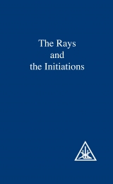 The Rays and The Initiations (paperback) - Image