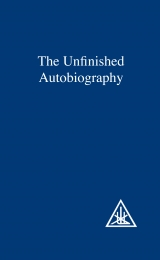 The Unfinished Autobiography Ebook - Image