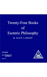 Twenty-Four Books of Esoteric Philosophy (CD-ROM) - Image