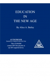 Education in the New Age (MP3 CD) - Image