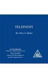 Telepathy and the Etheric Vehicle MP3 CD - Image