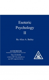 NEW: Esoteric Psychology II (MP3 CD) - Image