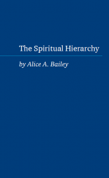 The Spiritual Hierarchy-booklet - Image