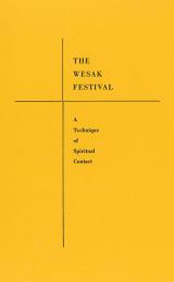 Wesak Festival (booklet)