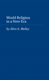 World Religion in a New Era - Spanish Version - Image