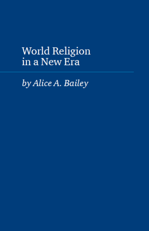 World Religion in a New Era - World Goodwill • Lucis Trust