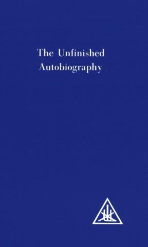 The Unfinished Autobiography - paper